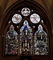 Stained glass window Southwark Cathedral 3 (5137346848).jpg