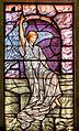 Stained glass window in William Lukens Elkins Mausoleum, Laurel Hill Cemetery.jpg