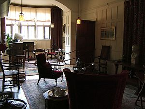 Standen - Interior of Standen