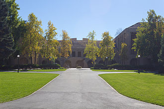Stanford Law School - Stanford Law School building