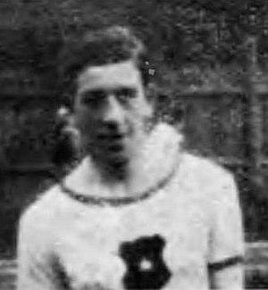 Stanisław Ziffer - Stanisław Ziffer in 1924