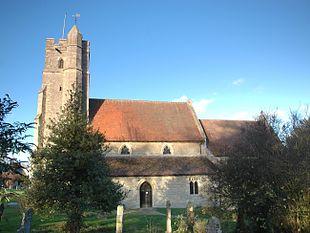 St. John the Baptist parish church