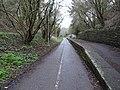 Staple Hill railway station (site), Bristol (geograph 5723910).jpg