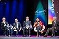 Starmus2017 NobelPrizeWinners KD (34566421944).jpg