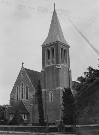 John H. Buckeridge - Christ Church, Bundaberg,