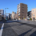 Station road of Machida.jpg