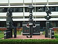 Statue in Greater Cochin Development Authority.JPG