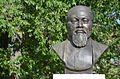 Statue of Abai Kunanbayev (Budapest) 05.jpg