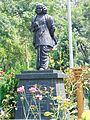 Statue of Kazi Nazrul Islam, Asansol.jpg