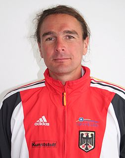 Stefan Ulm German canoeist