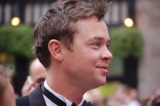 Stephen Mulhern British entertainer