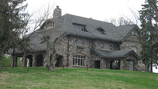 Stewart Manor (Charles B. Sommers House) United States historic place
