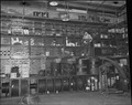 Stock room in machine and repair shop. The Pocahontas Corporation, Mines 33-34, Bishop, Tazewell County, Virginia. - NARA - 541078.tif