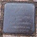 Stolperstein Dahn Weißenburgerstraße 2 Helmut Levy.jpg