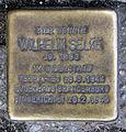 Stolperstein Ritterstr 109 (Kreuzb) Wilhelm Selke.jpg