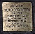Stolperstein Sophienstr 6 (Mitte) Jakob Bergoffen.jpg