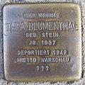 Stolperstein Thea Blumenthal in Beckum.nnw.jpg