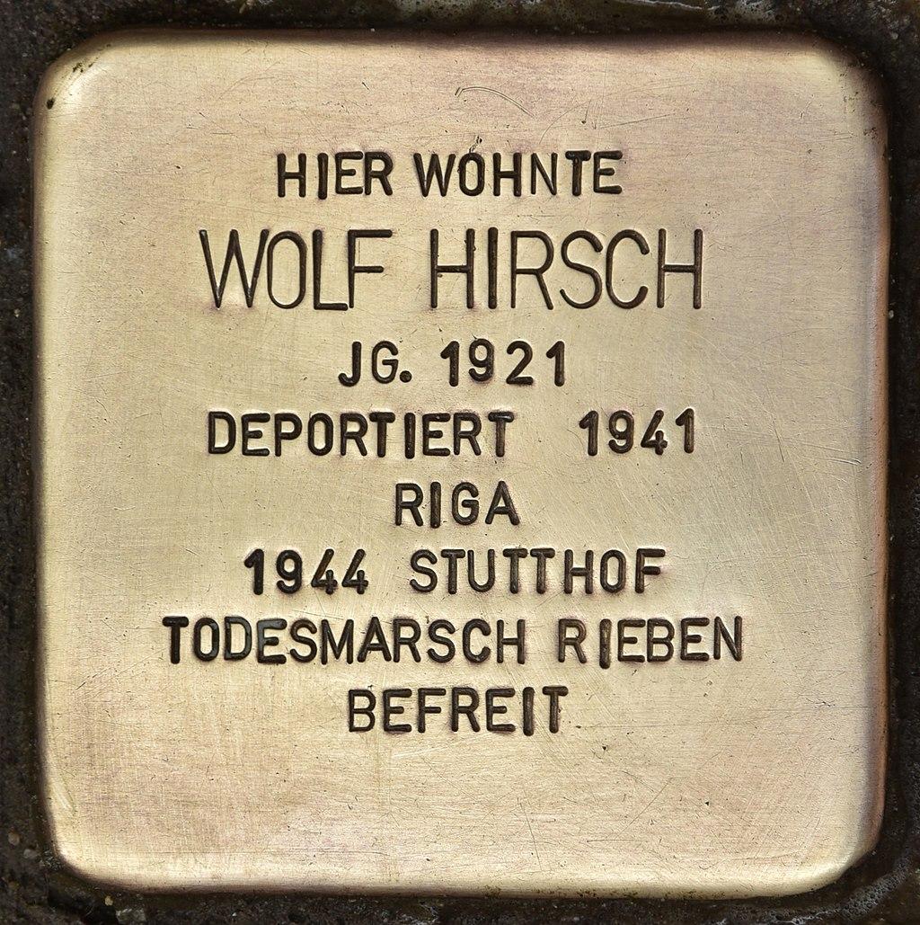 Stolperstein für Wolf Hirsch (Kiel).jpg