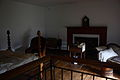 Stonewall Jackson's Bedroom in The Jackson Shrine.JPG