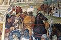 Storie di s. benedetto, 30 sodoma - Come Benedetto predice la distruzione di Montecassino 02.JPG