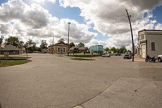St. Paul, Indiana - Image: Stpaul, Indiana