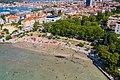 Strand Bacvice in Split, Kroatien (48608740097).jpg