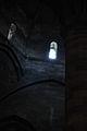 Strasbourg, cathédrale, détail de l'élévation intérieure de la coupole romane de la croisée.jpg