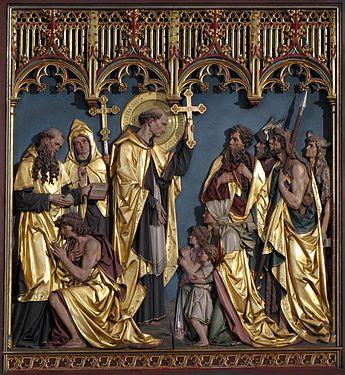 5 juin : Saint Boniface de Mayence 345px-Strasbourg_StMaurice_021