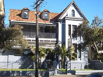 Strawberry Hills, New South Wales - Alfred Park Hotel, Cleveland Street
