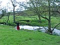Stream at Loders - geograph.org.uk - 171596.jpg