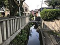 Stream in front of Tento Shrine.jpg