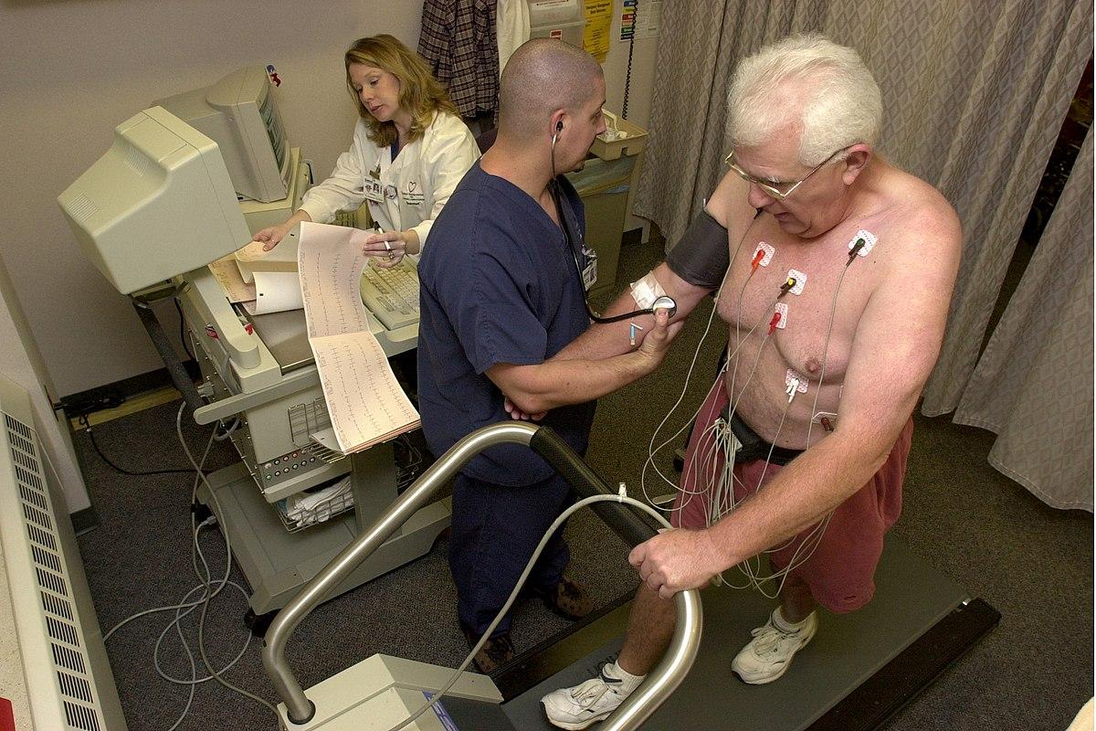 Cardiac Stress Test Wikipedia