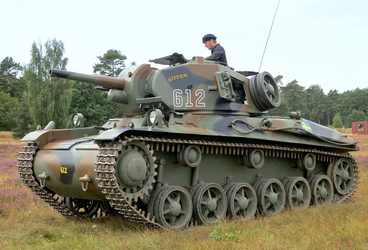 Stridsvagn m/42 - Wikipedia