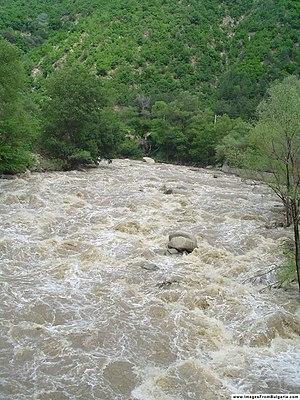 Kresna Gorge - The Struma at the Kresna Gorge