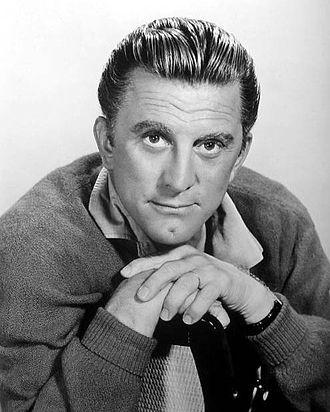 Kirk Douglas - Douglas in 1963.