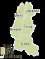 Subcarpathian Voivodeship - leski county gminas.png