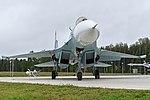 Sukhoi Su-27 '12 red' (26448242819).jpg