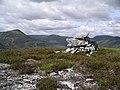 Summit cairn - geograph.org.uk - 24149.jpg