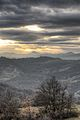 Sun going down - Casalgrande (RE) Italy - January 1, 2013 - panoramio.jpg