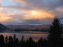 Sunset at Lake Chelan.JPG
