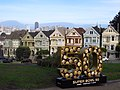 Super Bowl 50 Statue with Painted Ladies (24858379716).jpg