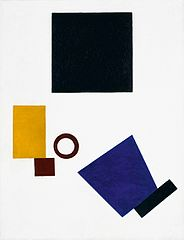 Suprematism: Self-Portrait in Two Dimensions