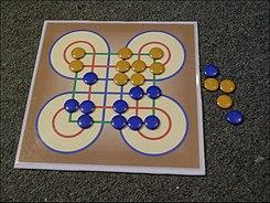 un juego de surakarta