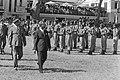 Suriname onafhankelijkheid op 2511 etc beediging militairen en overdracht va, Bestanddeelnr 928-2998.jpg