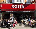 Sutton, Surrey, Greater London - Costa Coffee bar in the sun.jpg