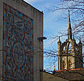 Sutton, Surrey, Greater London - Heritage Mosaic and Trinity Church (2).jpg