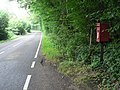 Sutton Holms, postbox No. BH21 153 - geograph.org.uk - 944474.jpg