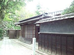 Motoori Norinaga - Motoori Norinaga's home, preserved as a museum