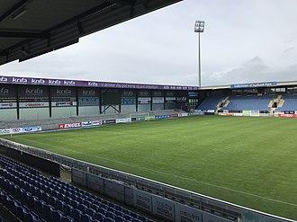 Haderslev Football Stadium - Sydbank Park