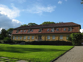 Tøyen - Tøyen Manor, University Botanical Garden (Oslo) at Tøyen